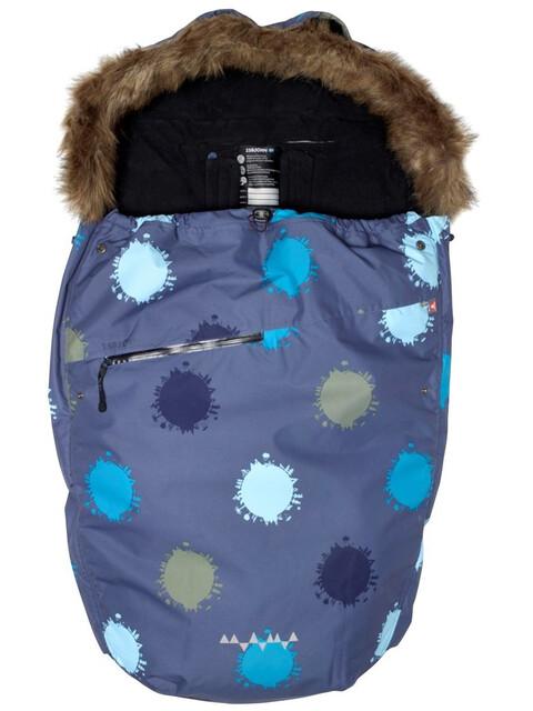Isbjörn Stroller Bag Kids Denim Globe